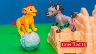 [7.14 MB] LION GUARD Kion Has fun with Janga New Toys Video
