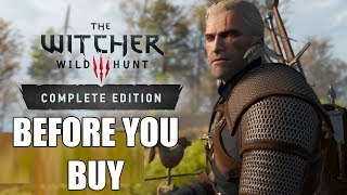The Witcher 3 Switch - 11 Things You Need To Know Before You Buy