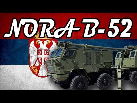 NORA B-52 -- Najveći izvozni adut vojne industrije Srbije