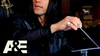 Criss Angel: Mindfreak - Teach a Trick: Kinetic Straw