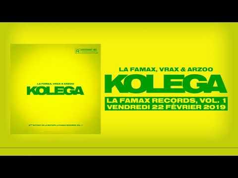 Youtube: La Famax ,Vrax ,Arzoo – Kolega