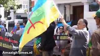 Nederlandse Imazighen boos om slachting in Ghardaia