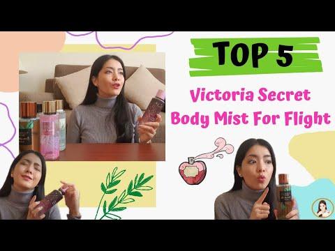 เรื่องเล่าแอร์  EP.8 TOP 5 VICTORIA'S SECRET BODY MIST FOR FLIGHT (ENG CC)  ✈  PKWAYTOGO