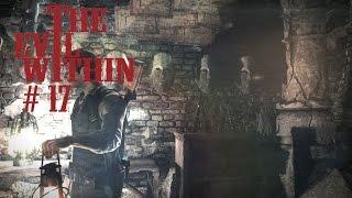 The Evil Within s 17 Встрял как клизма ввв, во время процедуры