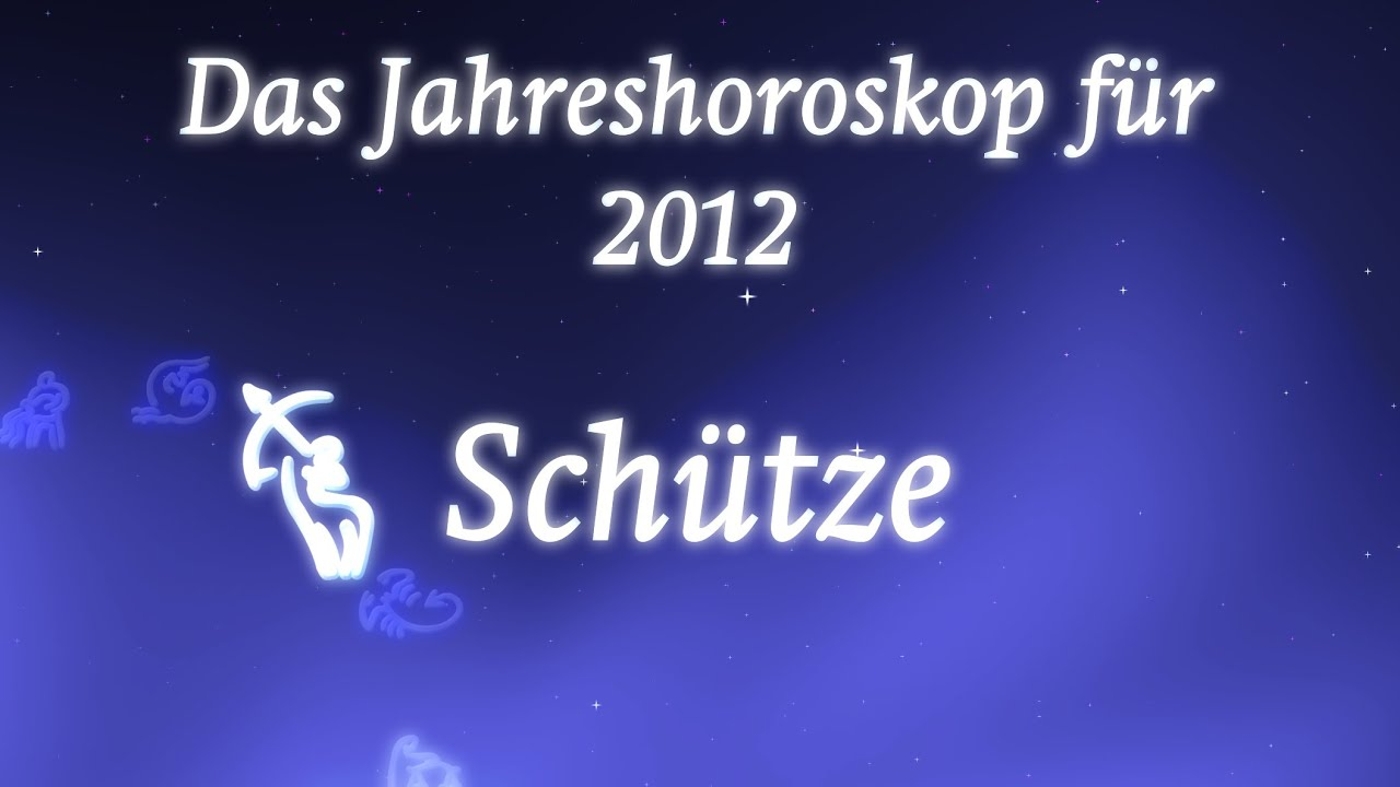 jahreshoroskop 2012 f r sch tze von erich bauer youtube. Black Bedroom Furniture Sets. Home Design Ideas