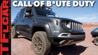 The Smallest and Coolest Jeep Overlanding Rig: Meet the Jeep Renegade B-Ute