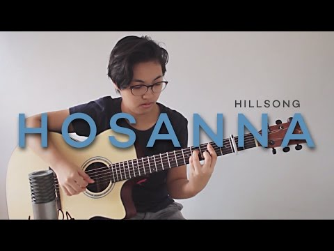 HILLSONG - Hosanna | Fingerstyle Cover by Alyza