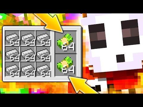HO VENDUTO 2500 LINGOTTI DI FERRO PER 10.000€!! — SkyRealms | Minecraft ITA