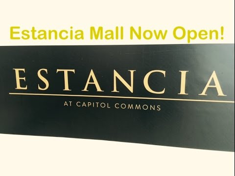 Estancia Mall Now Open Overview Capitol Commons Ortigas Center Pasig by HourPhilippines.com