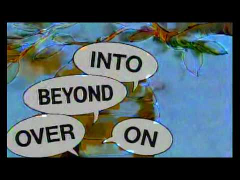 Schoolhouse Rock - Grammar Rock - Busy Prepositions from YouTube · Duration:  3 minutes 2 seconds