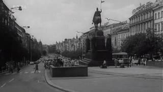 Jak na tom byla Praha s dopravou koncem 70let?