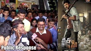 Khaidi No 150 Movie Public Response    Chiranjeevi, Kajal Aggarwal