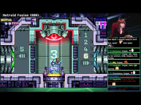 Metroid Fusion (GBA) Stream 2.
