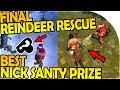 FINAL NEW REINDEER RESCUE EVENT - BEST NICK SANTY PRIZE - Last Day On Earth Survival 1.6.12 Update