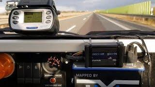 Audi 90 20V Turbo Quattro Autobahn Acceleration