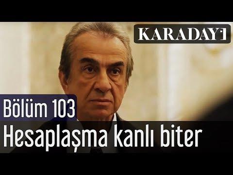 Karadayı 103.Bölüm   Son Sahne - Mahir, Mehmet Saim hesaplaşması kanlı biter