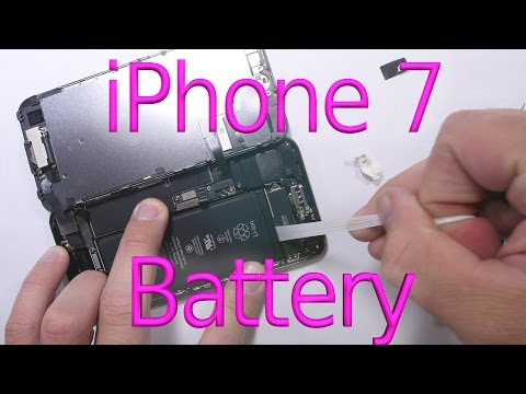 How to replace iPhone 7 Battery in 3 minutes
