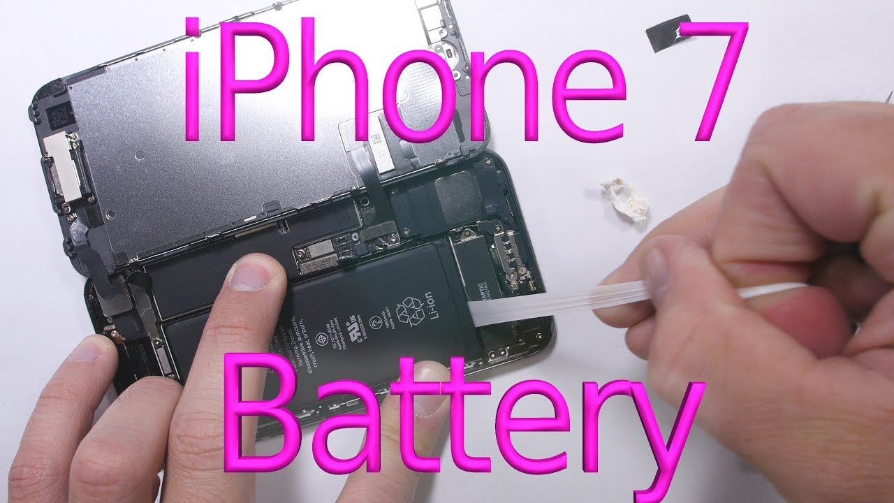 Change battery iphone 7 plus price