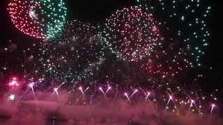 Фестиваль фейерверков 2017. Китай.