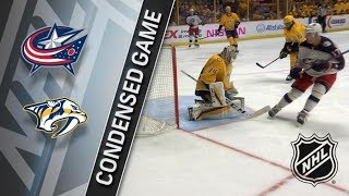 Блю Джекетс – Предаторз | Blue Jackets vs Predators – Apr. 07, 2018 | Game Highlights | NHL 2017/18