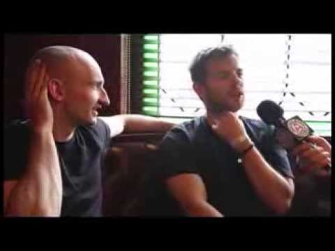 Mike Skinner & Rob Harvey about football