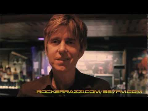 Eric Johnson EXCLUSIVE interview with Jared Sagal