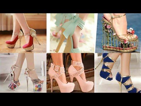 world's most popular high heels/ top ten amazing high heels!!most trendy