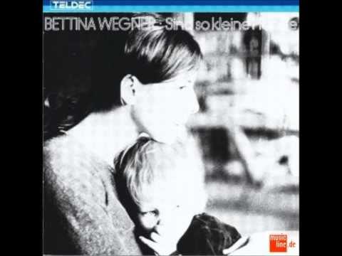 Bettina Wegner  Es wird so sein, wie im November
