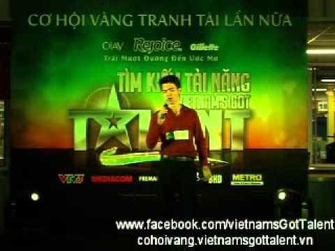 Hà Nội niềm tin và hy vọng – Cơ hội vàng VietnamsGotTalent – Metro Thăng Long