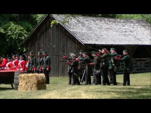 Fenian Raid Reenactment Lang Pioneer Village 2016