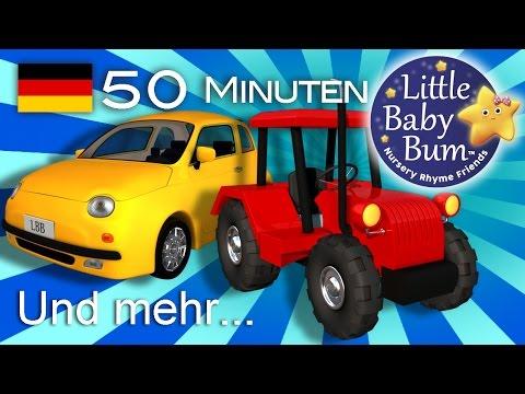 Fahrzeuglieder | Und noch viele weitere Kinderlieder | von LittleBabyBum