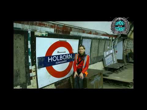 Abandoned Tube Aldwych Station Pt 2