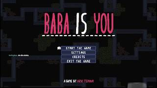 Syntax is Key in BaBa is You // 1