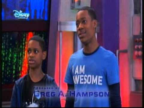 Tyler James Williams & Tyrel Jackson Williams - together ...