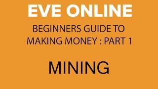 Eve Online Make Money