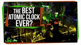 The Best Atomic Clock Ever Built?
