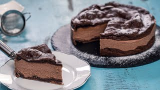 Download Chocolate Eclair Cake - Chocolate Karpatka