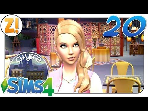 Sims 4 [Citylife Challenge]: Ein cleveres Geschäft #20   Let's Play [DEUTSCH]