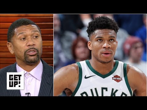 Giannis' Bucks aren't built to make the East Conference finals - Jalen Rose | Get Up!