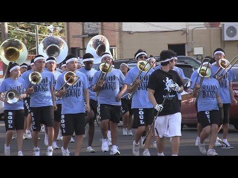 B. L.  JOYCE Parade 2015 Austin Texas