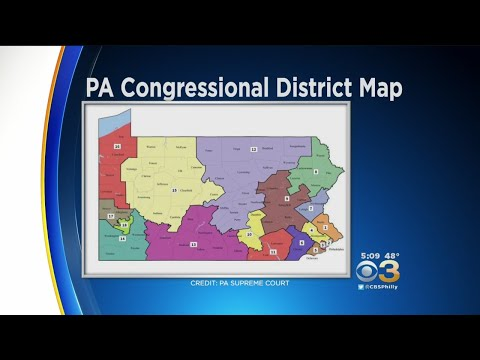 Pennsylvania Supreme Court Issues New Congressional Map