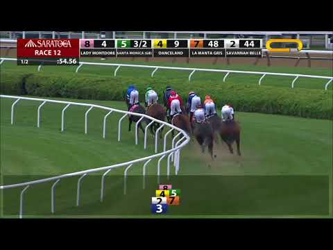 Lady Montdore - 2018 - The Glens Falls Stakes