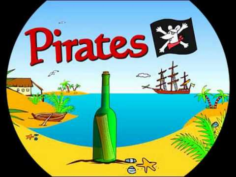 PiratenHits - Young Dream - Met Mien Peerd Kaar En Schoppe