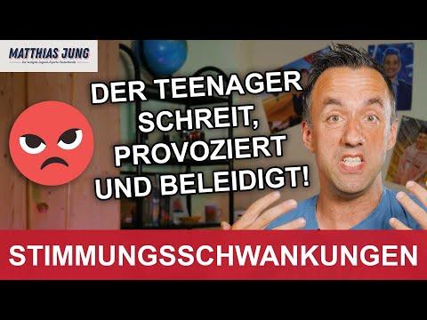 Stimmungsschwankungen in der Pubertät - Im Pumakäfig mit Matthias Jung