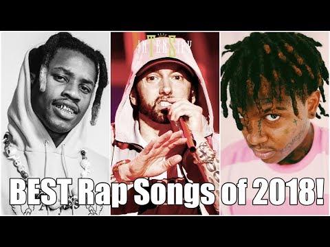 Best Rap Songs of 2018 Mp3