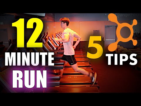 5 Tips to CRUSH a 12-Minute