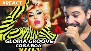 Baixar Gloria Groove - Coisa Boa (VIDEO REACTION) | Reação + comentários