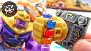 LEGO Avengers: Thanos Ultimate Battle 76107 - Let's Build! Part 1