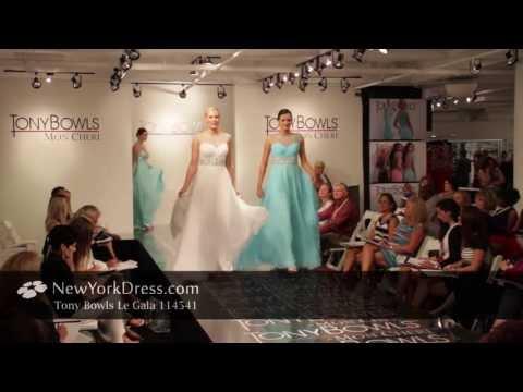 Tony Bowls 114541 Dress - NewYorkDress.com