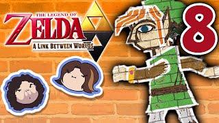Zelda A Link Between Worlds: Serious Indigestion - PART 8 - Game Grumps